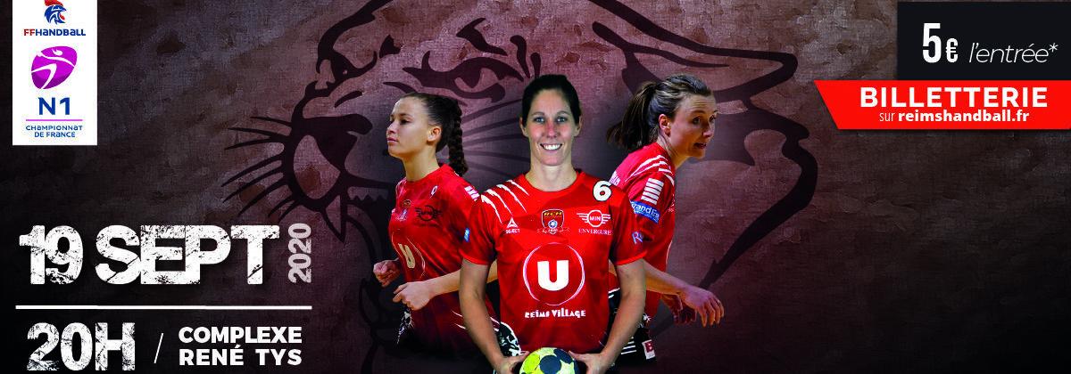 Match National 1 Féminin